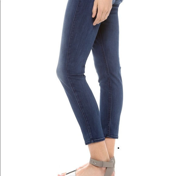 7 For All Mankind Denim - 7 Jeans - skinny kammie crop 24